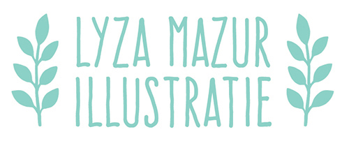 Lyza Mazur Illustratie